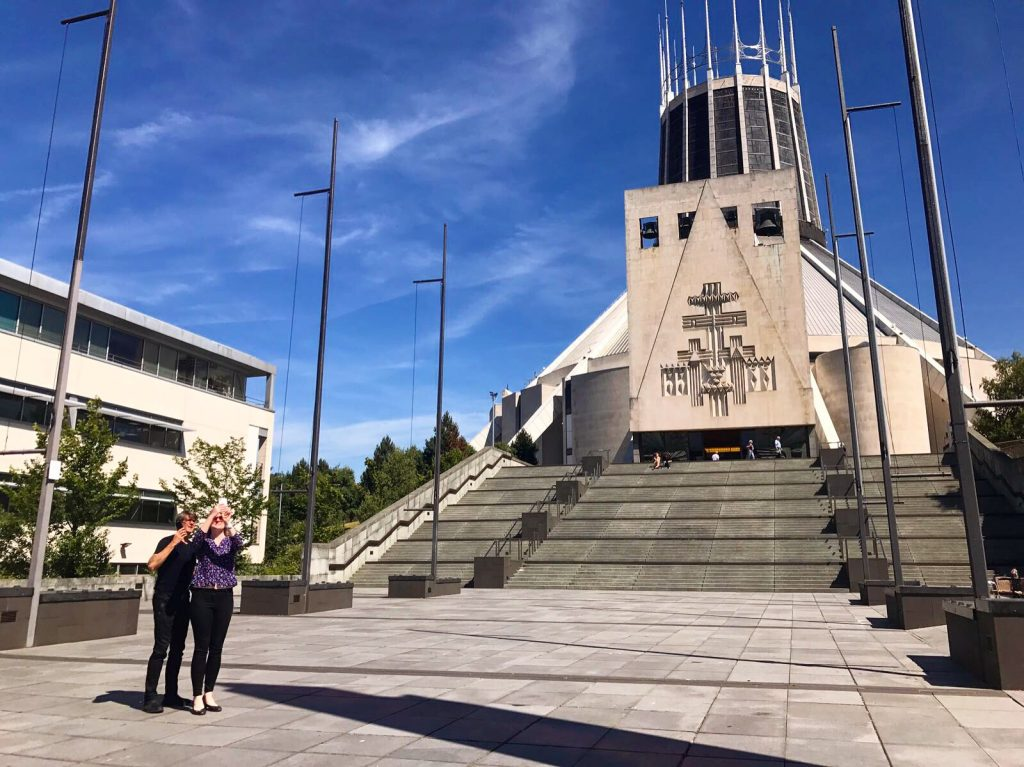 UNESCO Liverpool Cathedral