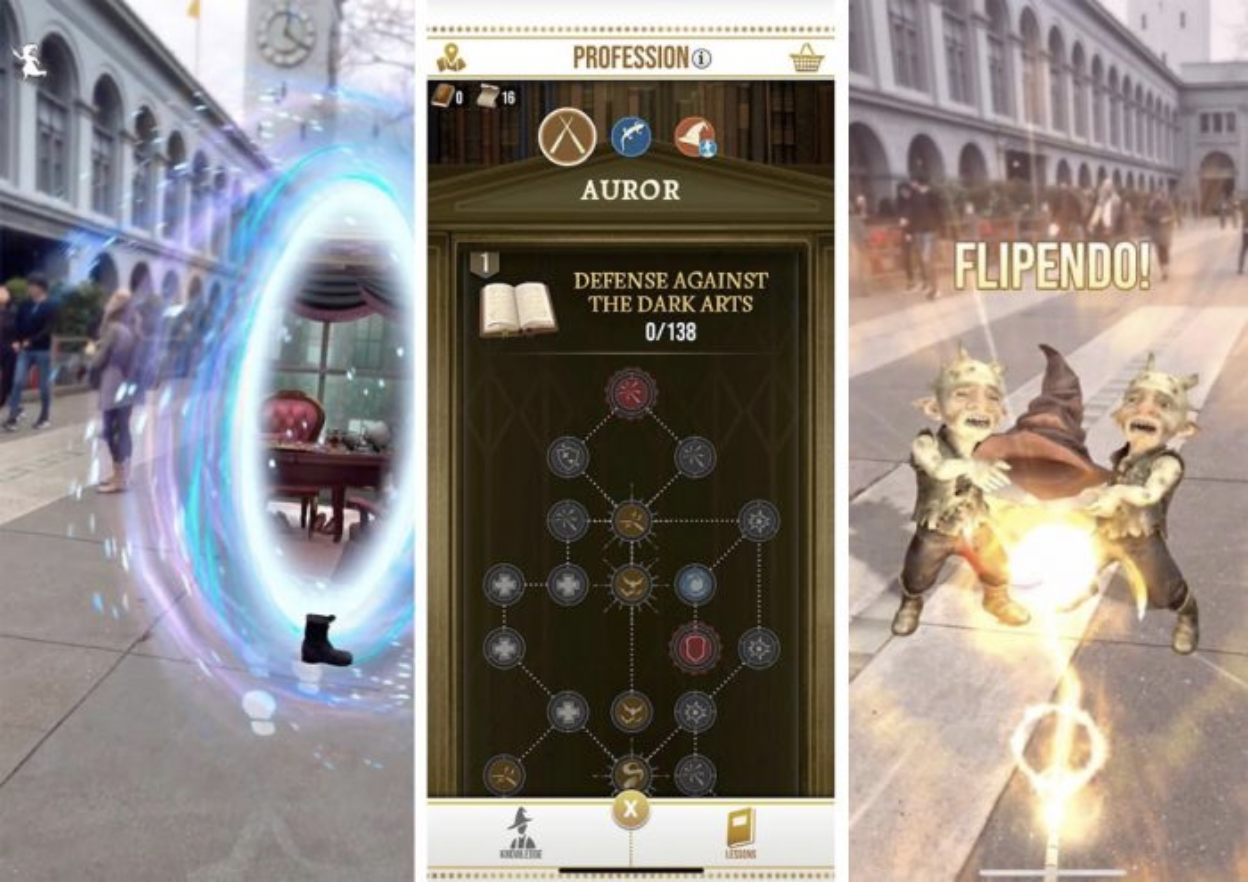 HOW WIZARDS UNITE WILL IMPACT AR